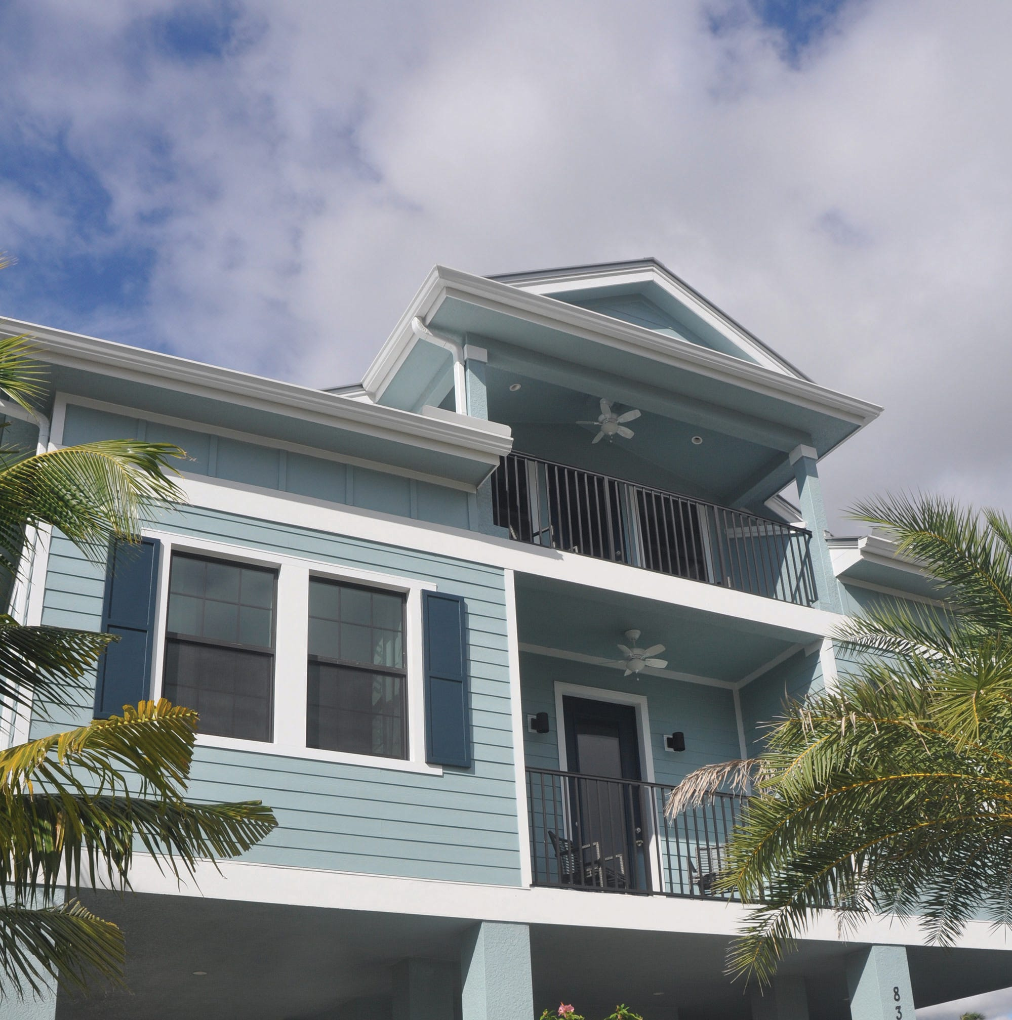 It's all about the beach in this new D.R. Horton home