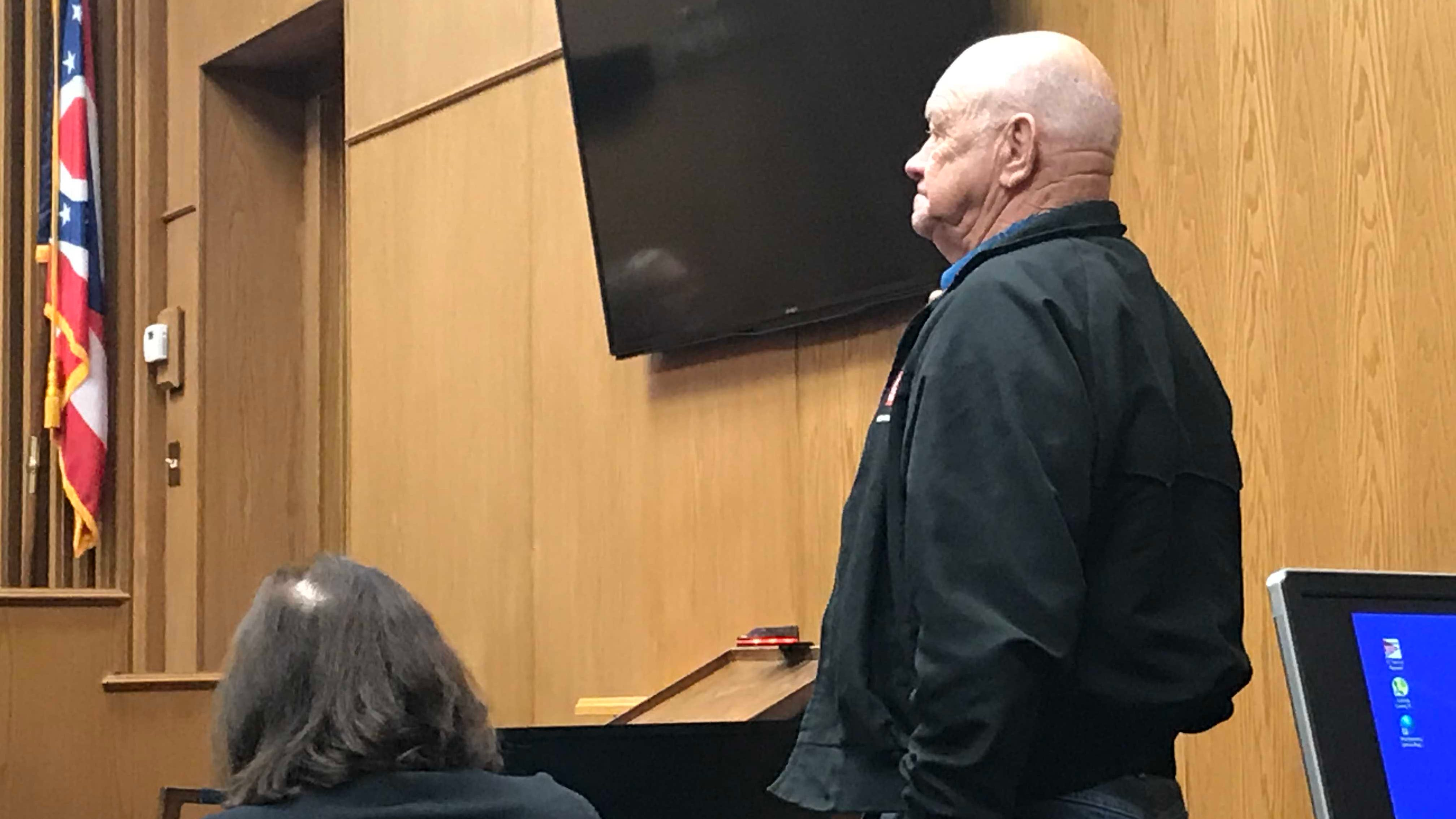 Father of Kirkersville shooter sentenced to probation in forgery case