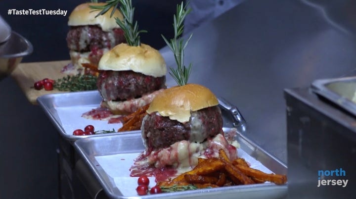 Taste Test Tuesday: Callahan's 'Feast Beast' Thanksgiving burger