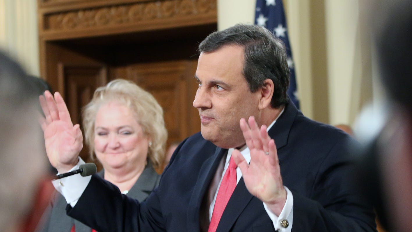 Chris Christie says he can bring civility back to politics. These moments prove otherwise
