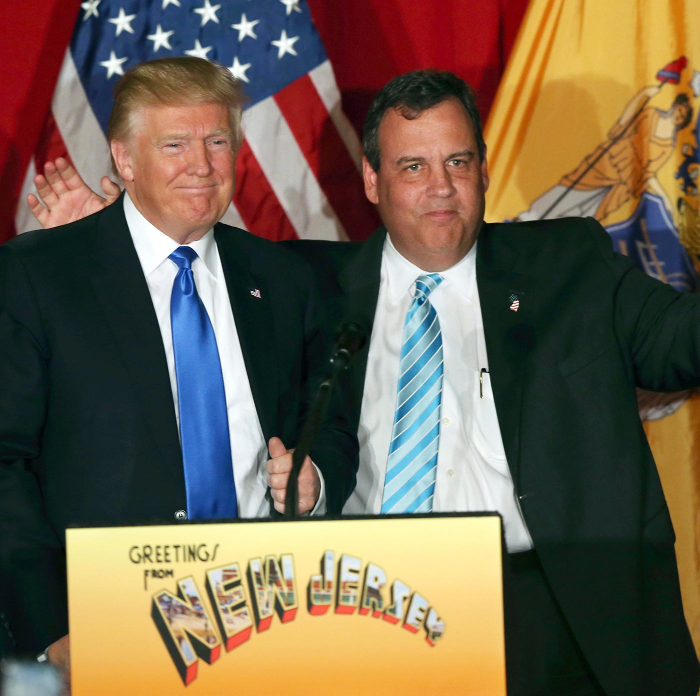 Could Chris Christie be next White House chief of staff?