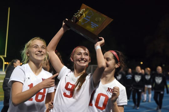 Northern Highlands won the Group 3 title.