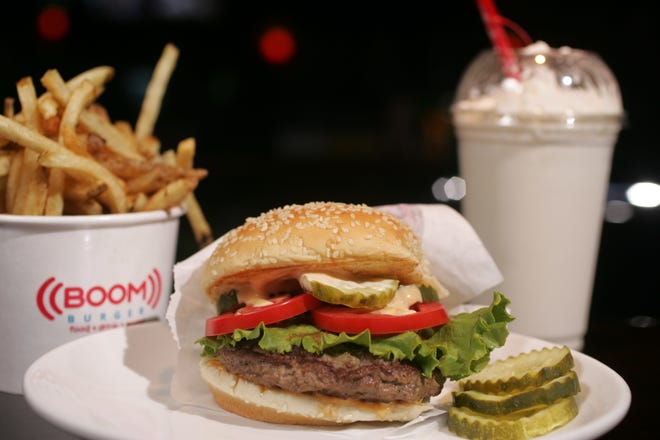 BOOM Burger will open a new location in Clifton.