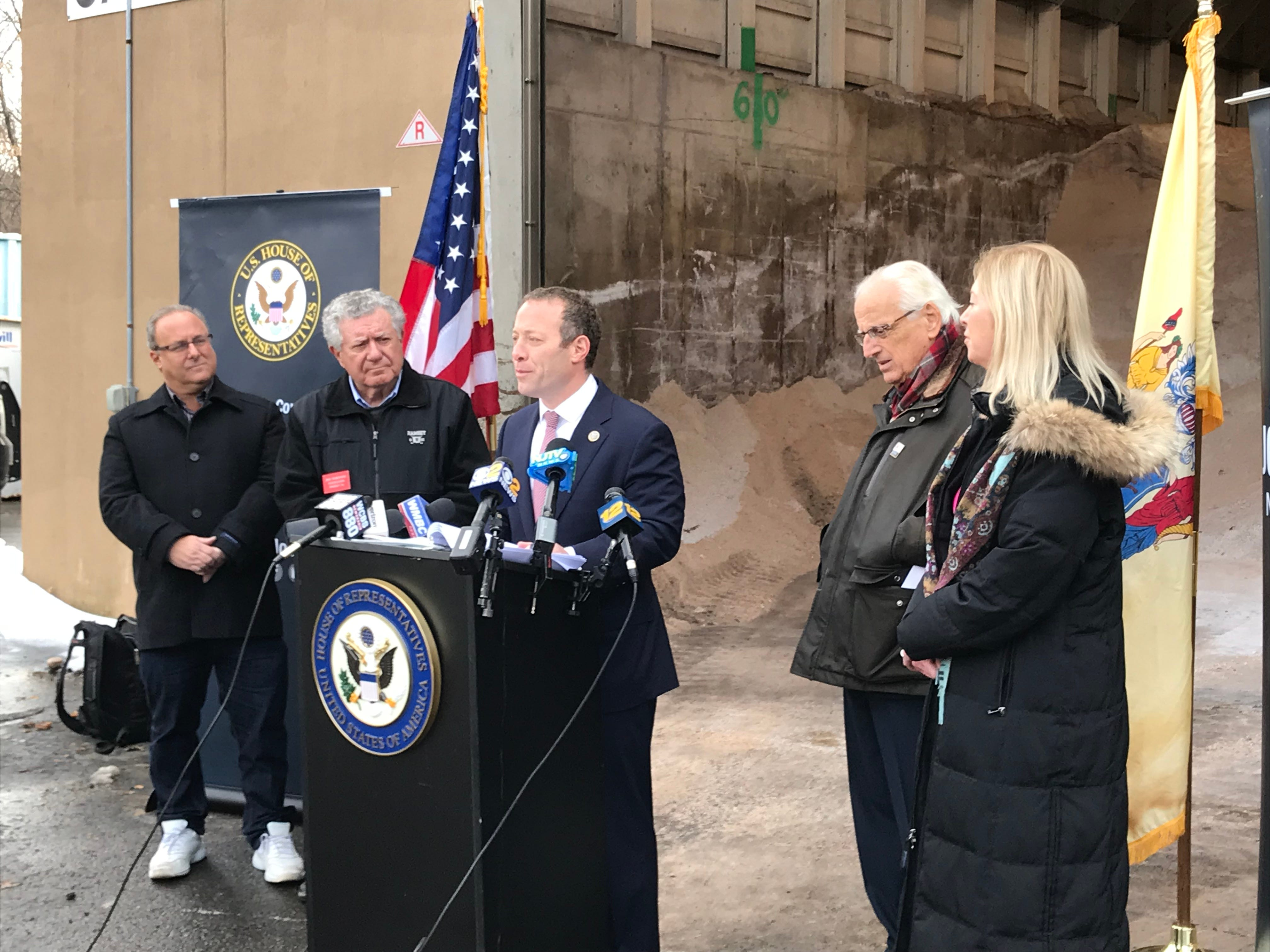 Gottheimer, Pascrell to put SALT back on table in Democratic-led House