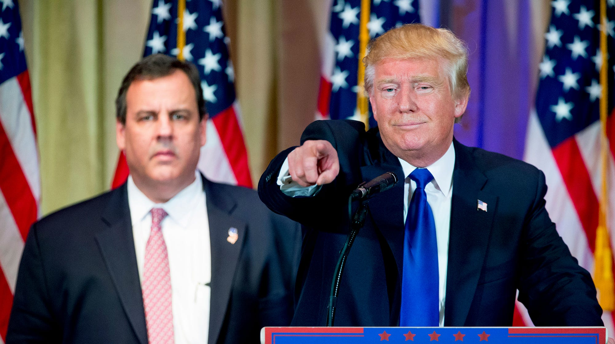 Image result for Chris Christie, photos, donald trump