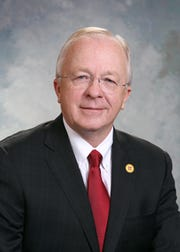 New Mexico state Rep. James Townsend, Republican, District 54