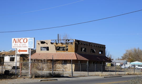 The city of Farmington paid $660,000 for property that included dilapidated buildings at the intersection of East Pinon Street and South Miller Avenue.