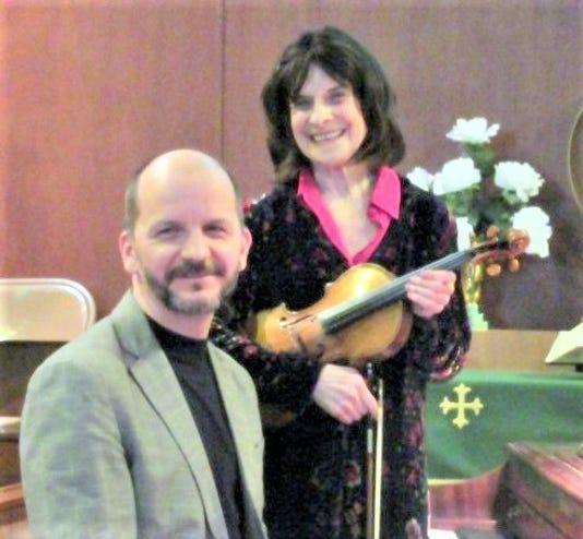 violin and piano concert Carrizozo