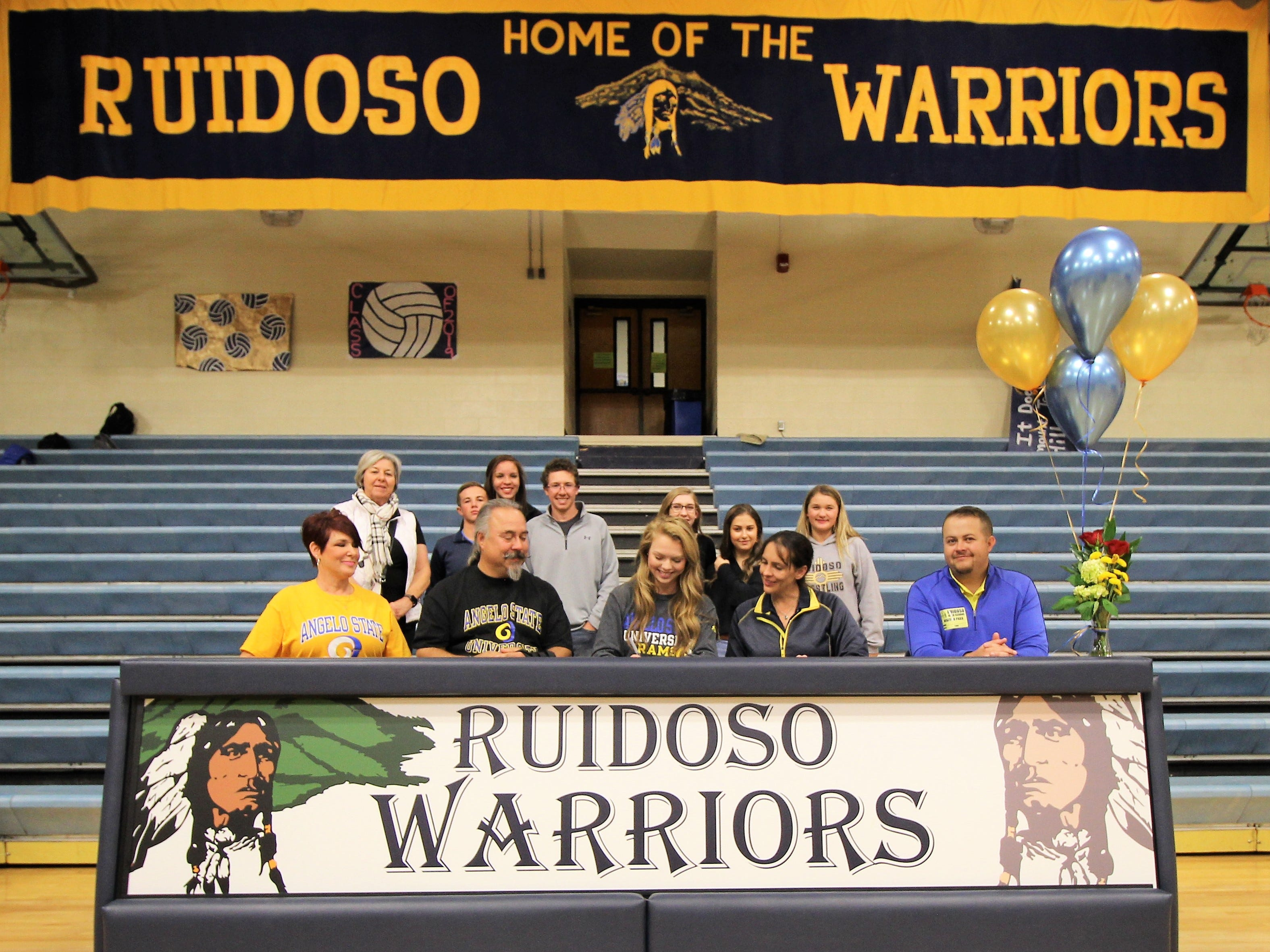 Ruidoso golfer Michelena signs with San Angelo State University