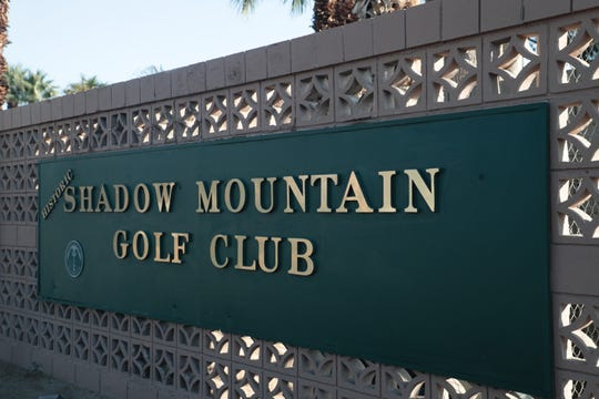 Shadow Mountain Golf Club in Palm Desert has struggled to stay open in recent months, Sunday, November 18, 2018.