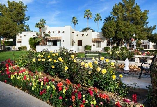 The Wigwam resort in Litchfield Park, Arizona.