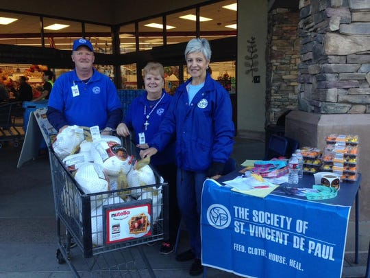 This year marks the 26th annual Turkey Tuesday. What started with just a few hundred donated has grown to the largest one-day turkey drive in the country. More than 23,000 turkeys were donated last year.