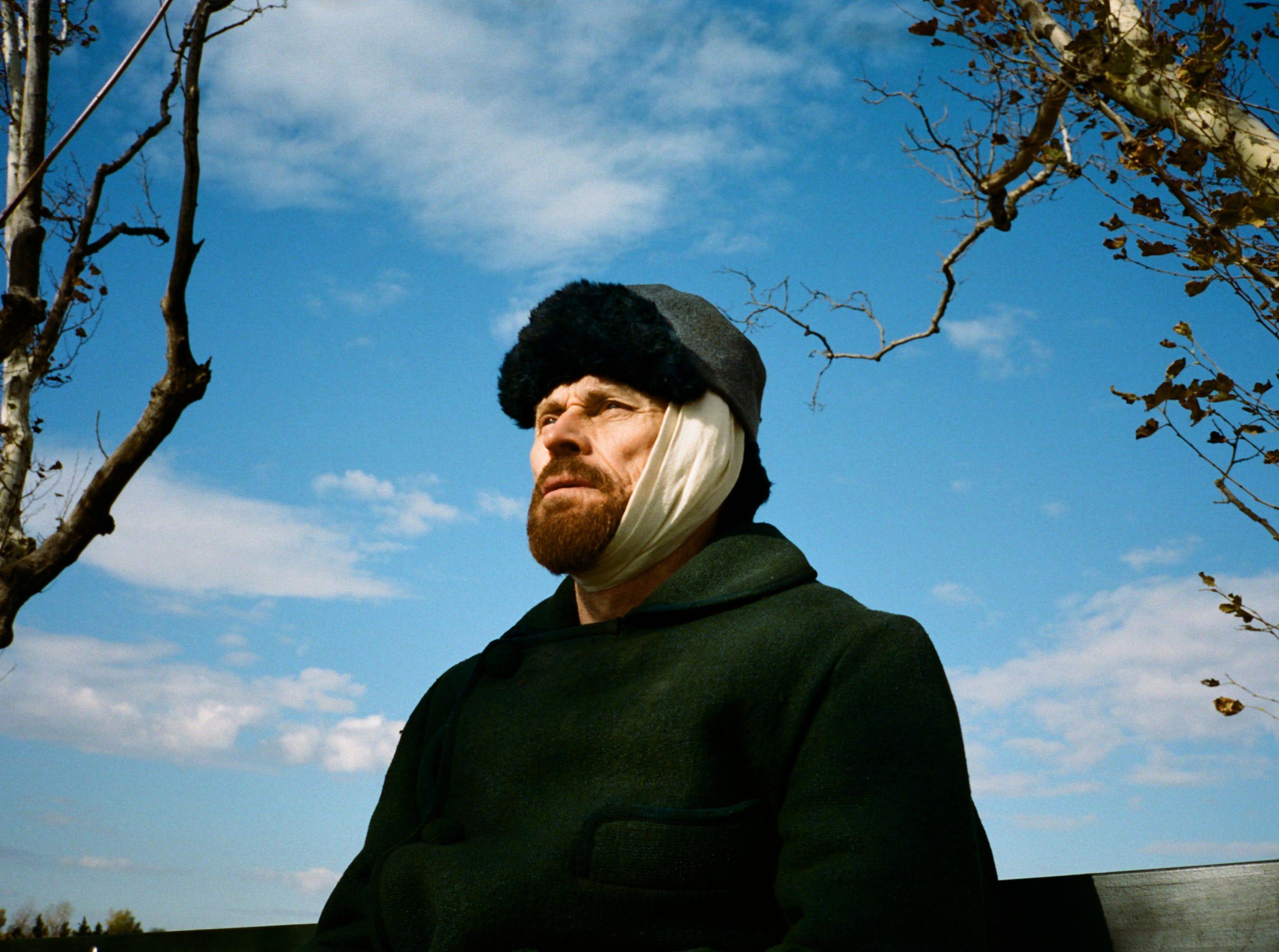 'At Eternity's Gate' review: Singular and strange portrait of Vincent van Gogh