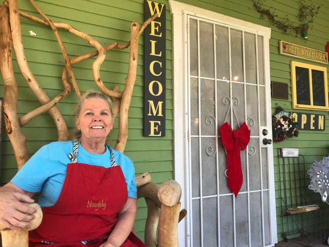 Cheryl Kappes, owner of the Country Maiden, opposes wants downtown Glendale to hang on to its traditions.