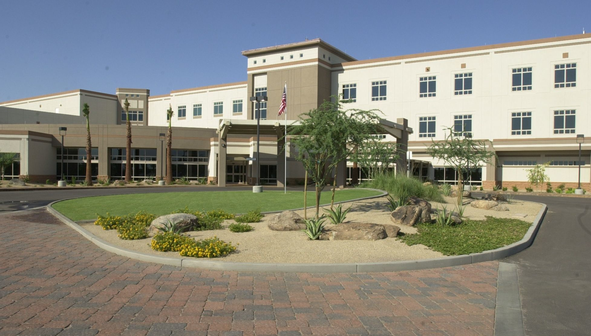 Abrazo West hospital opened in Goodyear in 2003. It's Goodyear's top employer with more than 1,000 employees.