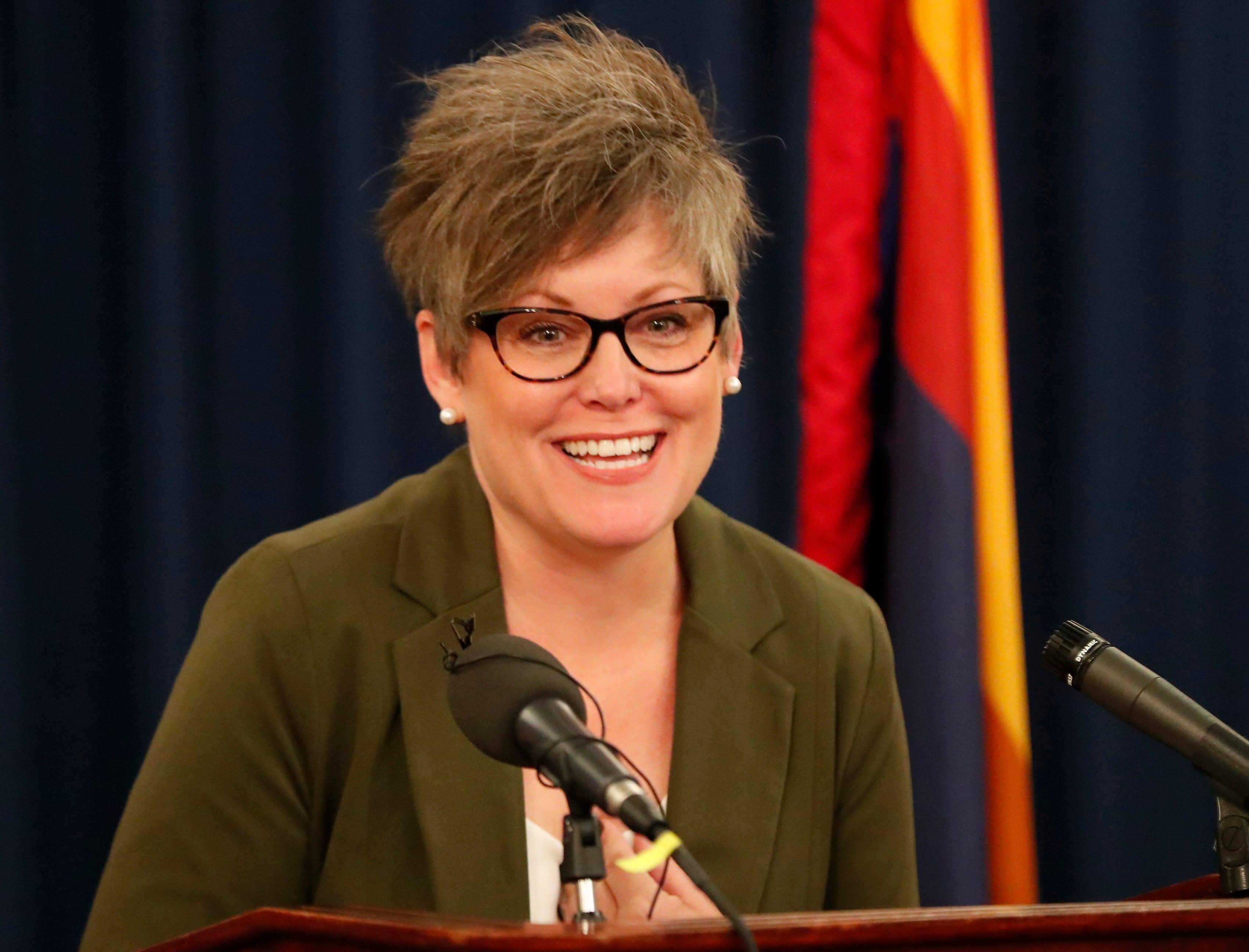 Hillary Clinton praises Katie Hobbs on Arizona secretary of state win