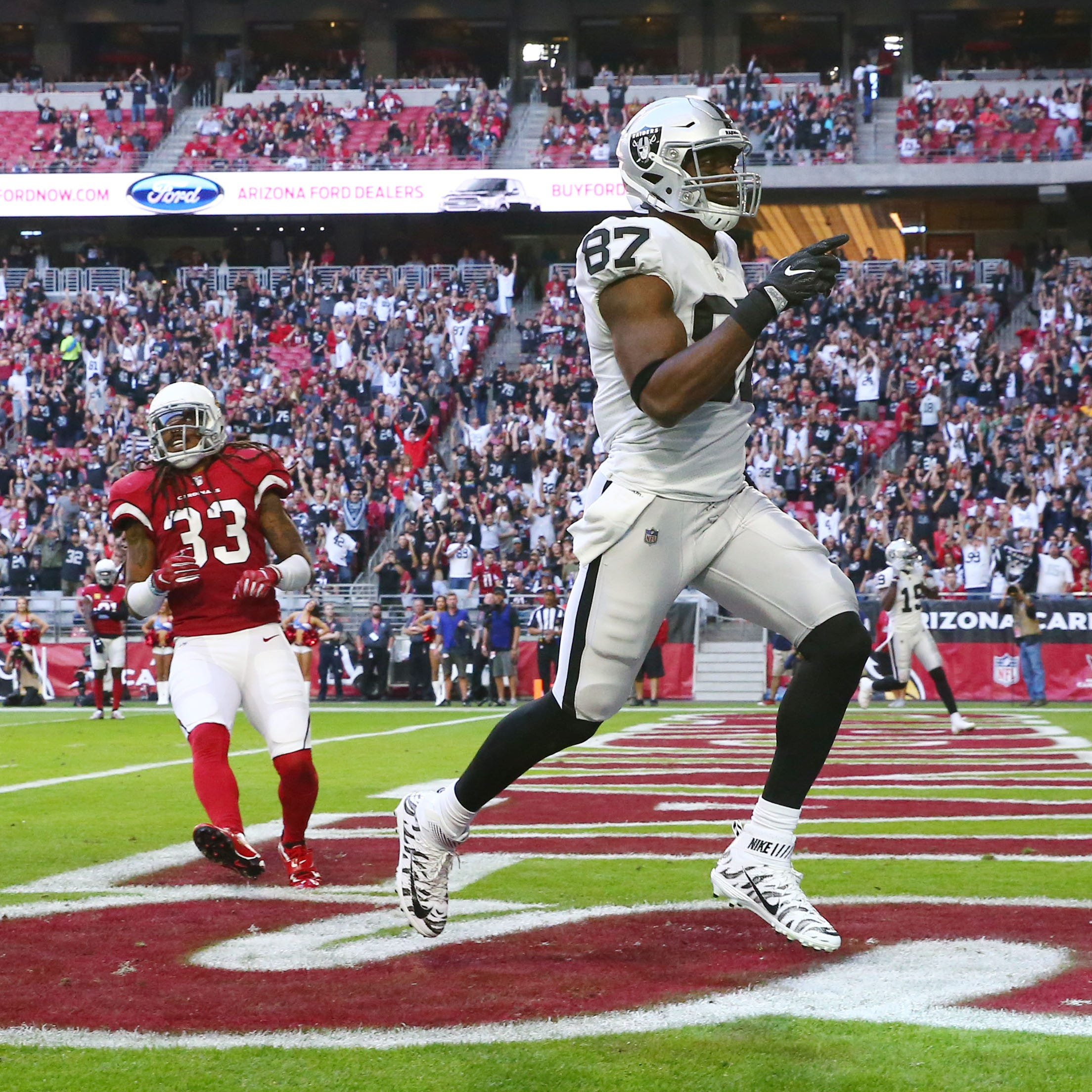 Missed opportunities bite Cardinals as Raiders win on last-second field goal