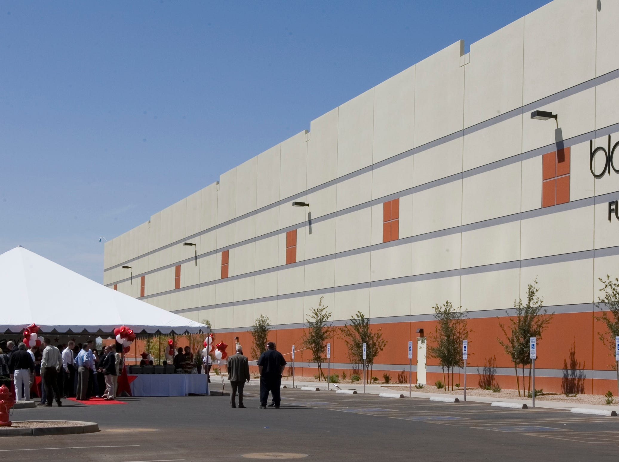 The Macy's Fulfillment Center in Goodyear is the city's second-largest employer, with more than 1,000 employees.