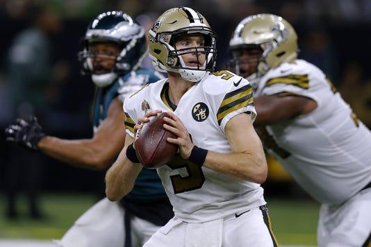 Philadelphia Eagles V New Orleans Saints