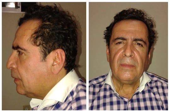 Héctor Beltrán Leyva falleció de un infarto al corazón el domingo pasado.