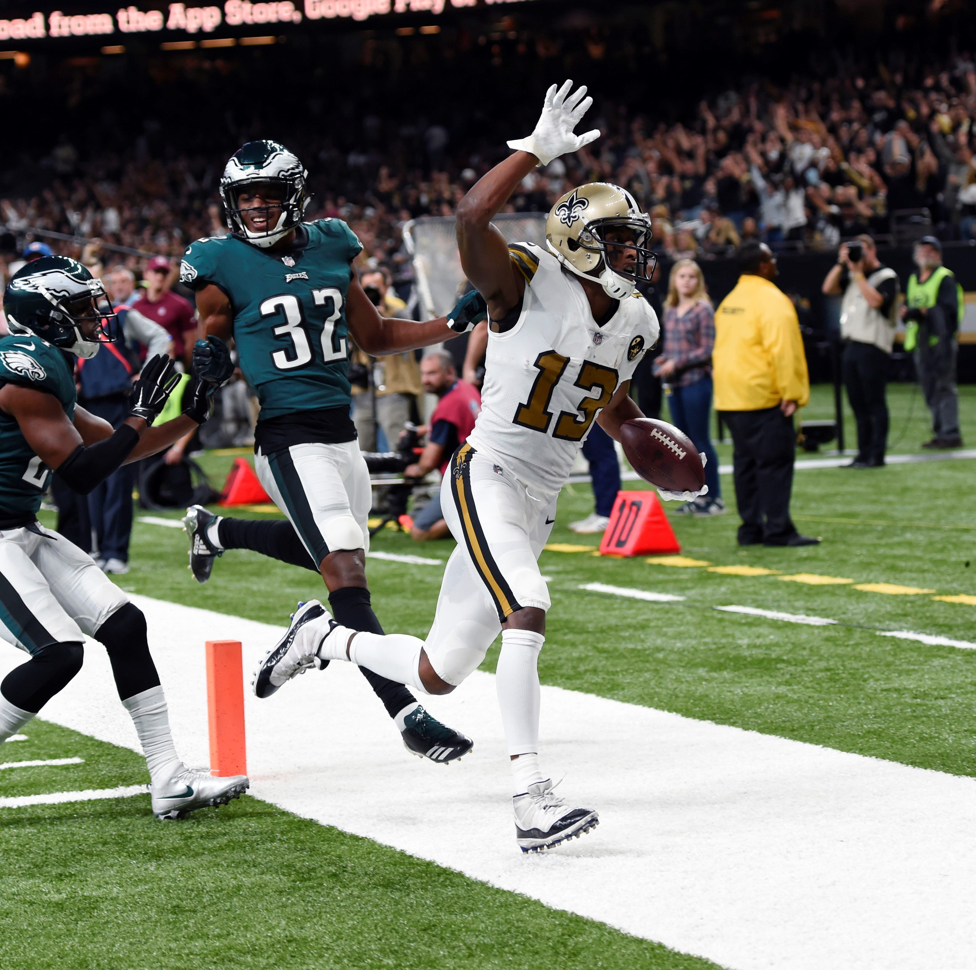 Super Bowl a distant memory: Sinking Philadelphia Eagles ripped by surging Saints
