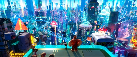 """""""Ralph Breaks the Internet"""" opens Nov. 20 at Regal West Manchester Stadium 13 and R/C Hanover Movies."""