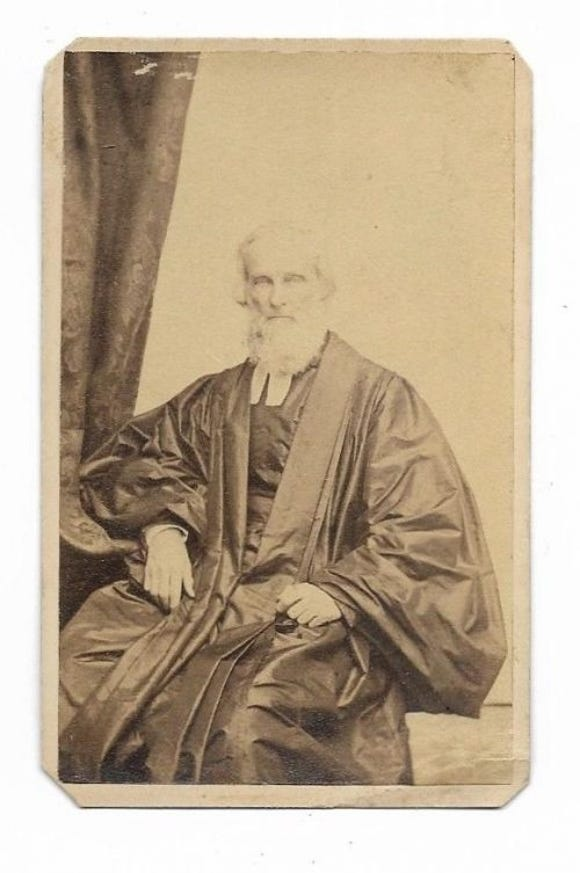 The Rev. Charles West Thompson