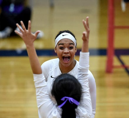 Girls Volleyball 3