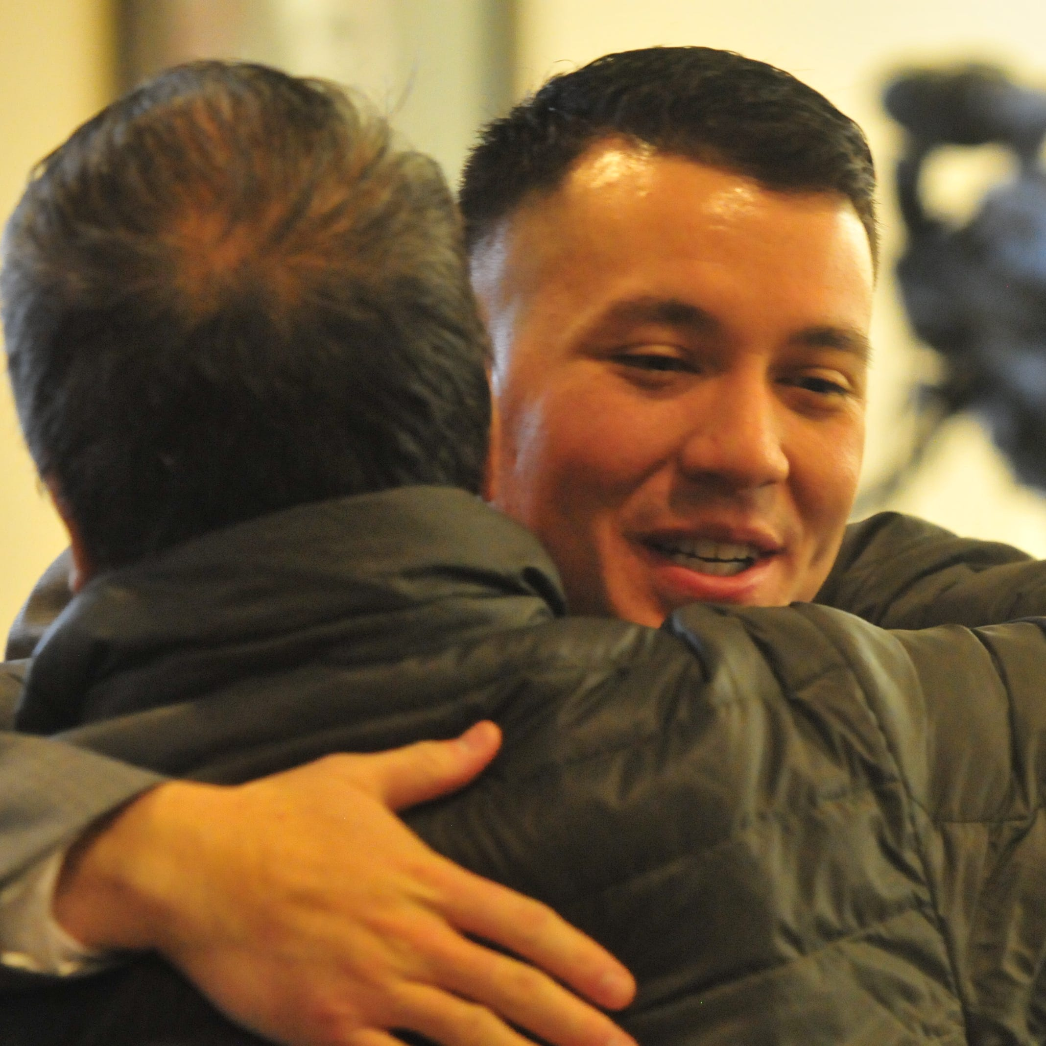 2 newest RPD officers fulfill their lifelong dreams