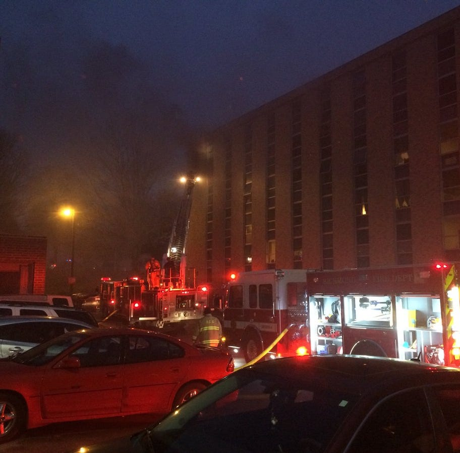 UPDATED: Two confirmed dead after apartment fire