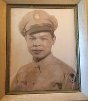 World War II veteran Don Gong.