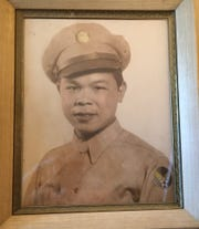 World War II veteran Don Gong.