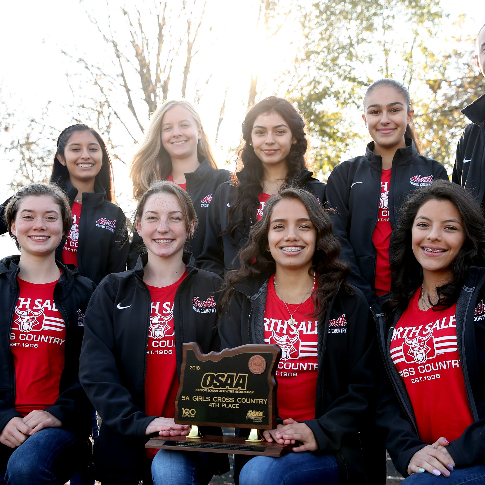 Here are the players named to the All-Mid-Valley cross country team