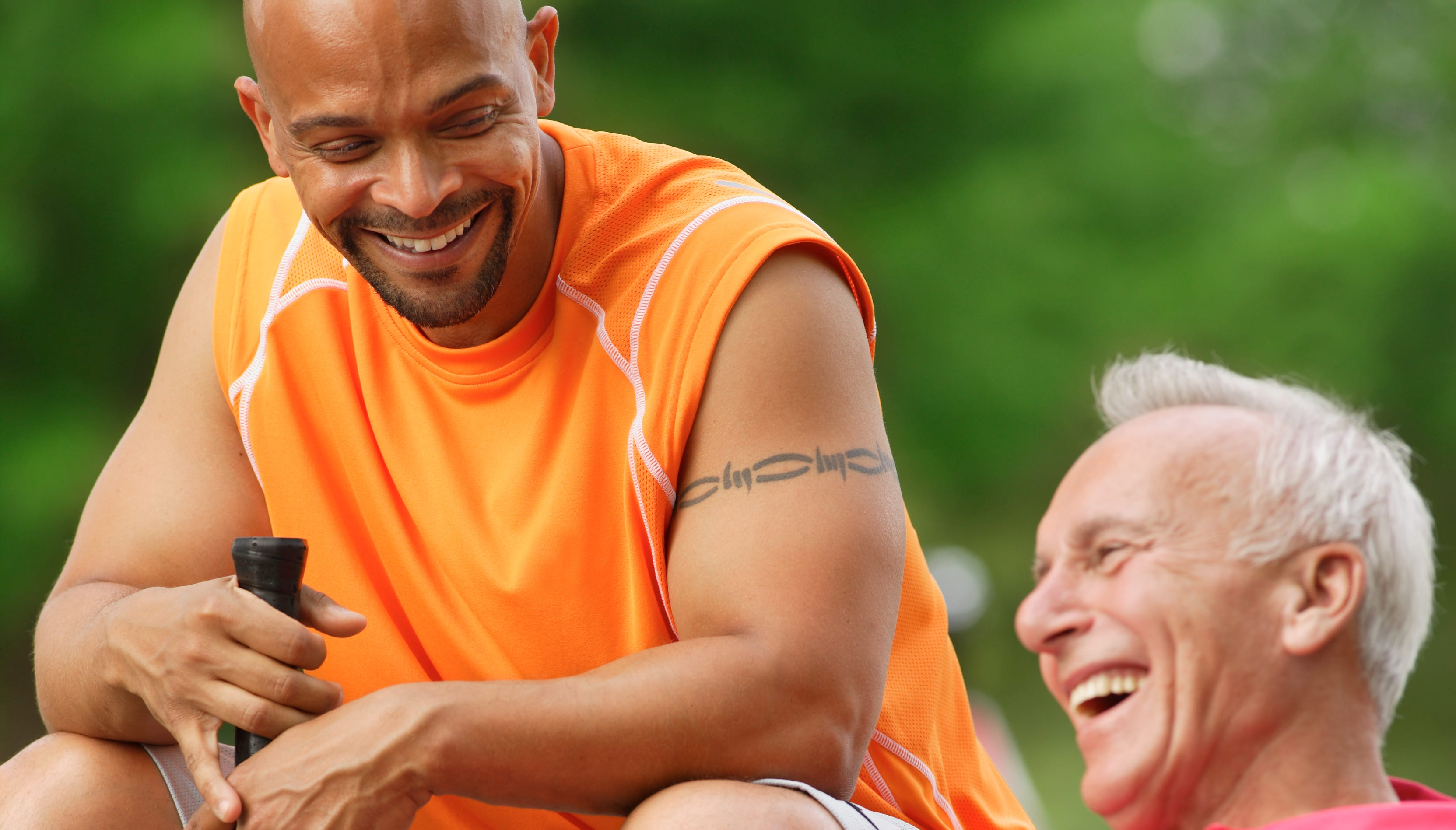 Recognizing the signs of a sports injury is important at any age.
