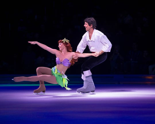 The performance of Disney on Ice coming to Sioux Falls Nov. 29 will feature more than 50 Disney characters.