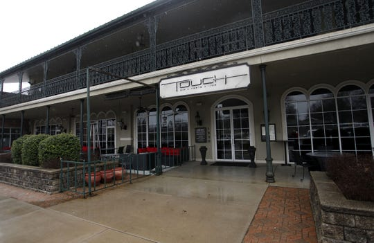 Say goodbye to Touch Restaurant on New Year's Eve.