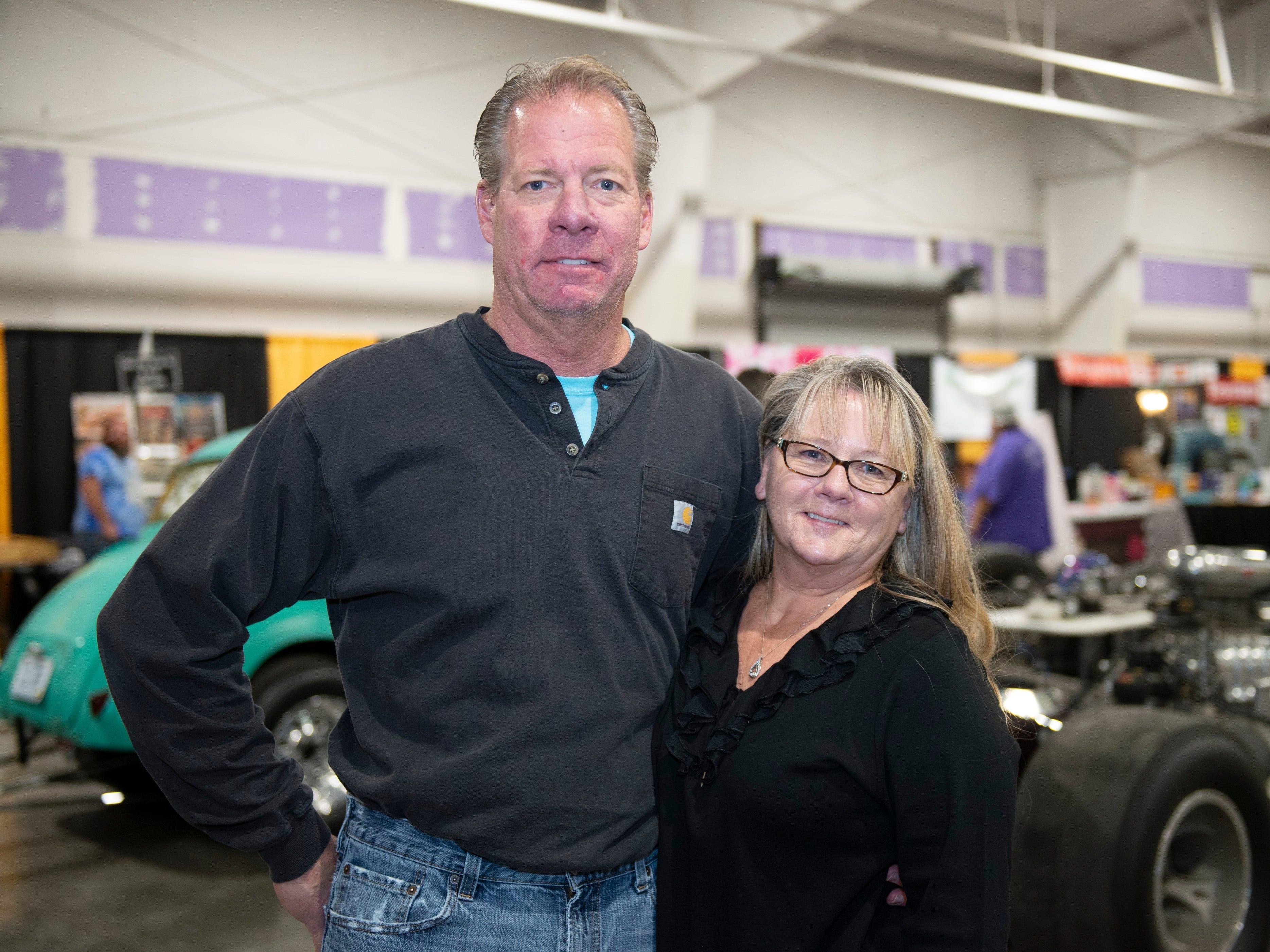 Patty and Scott Rettig