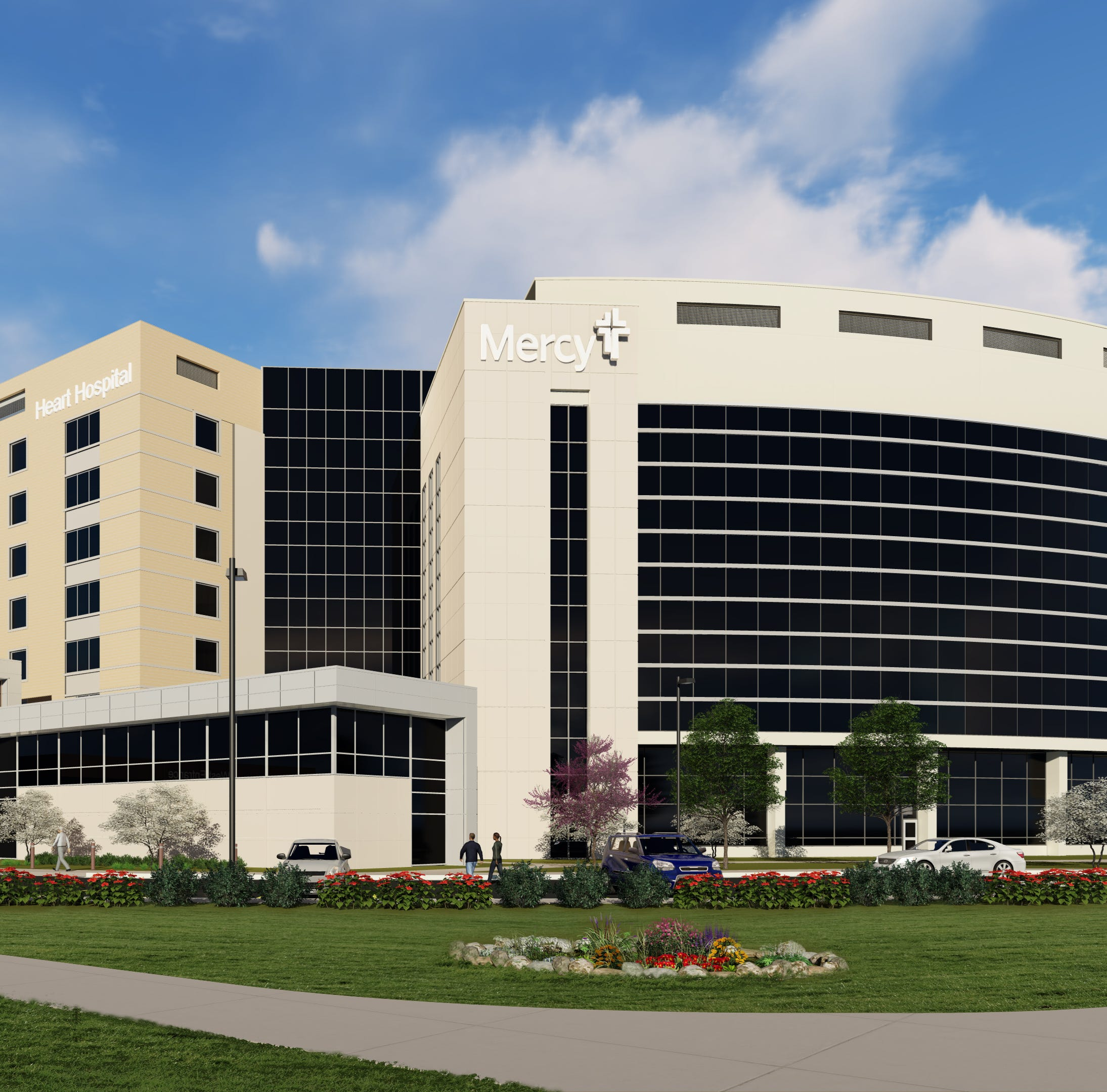 Mercy hospital receives 5-star rating from government