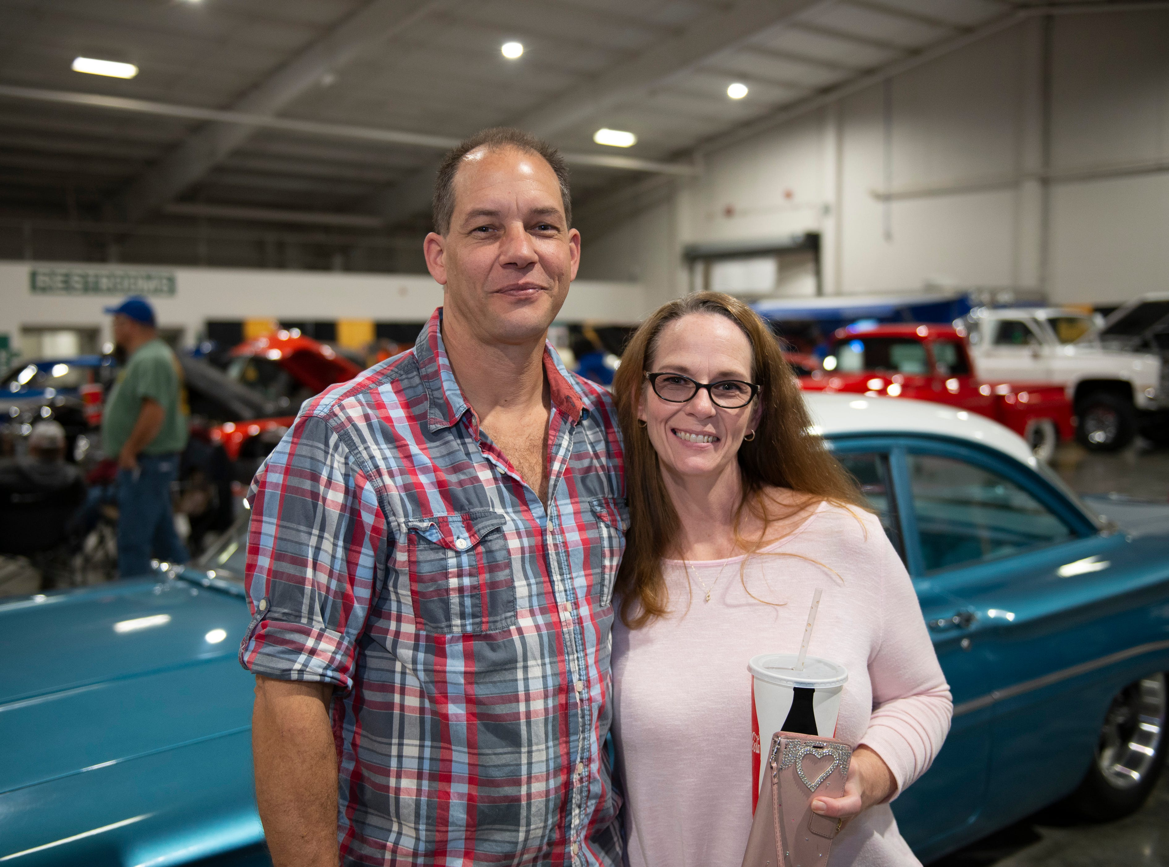 Kirk and Mandy Bradford