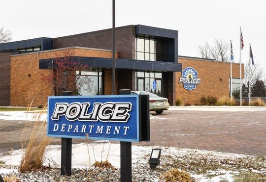 The Alexandria Police Department shown Friday, Nov. 16, in Alexandria.