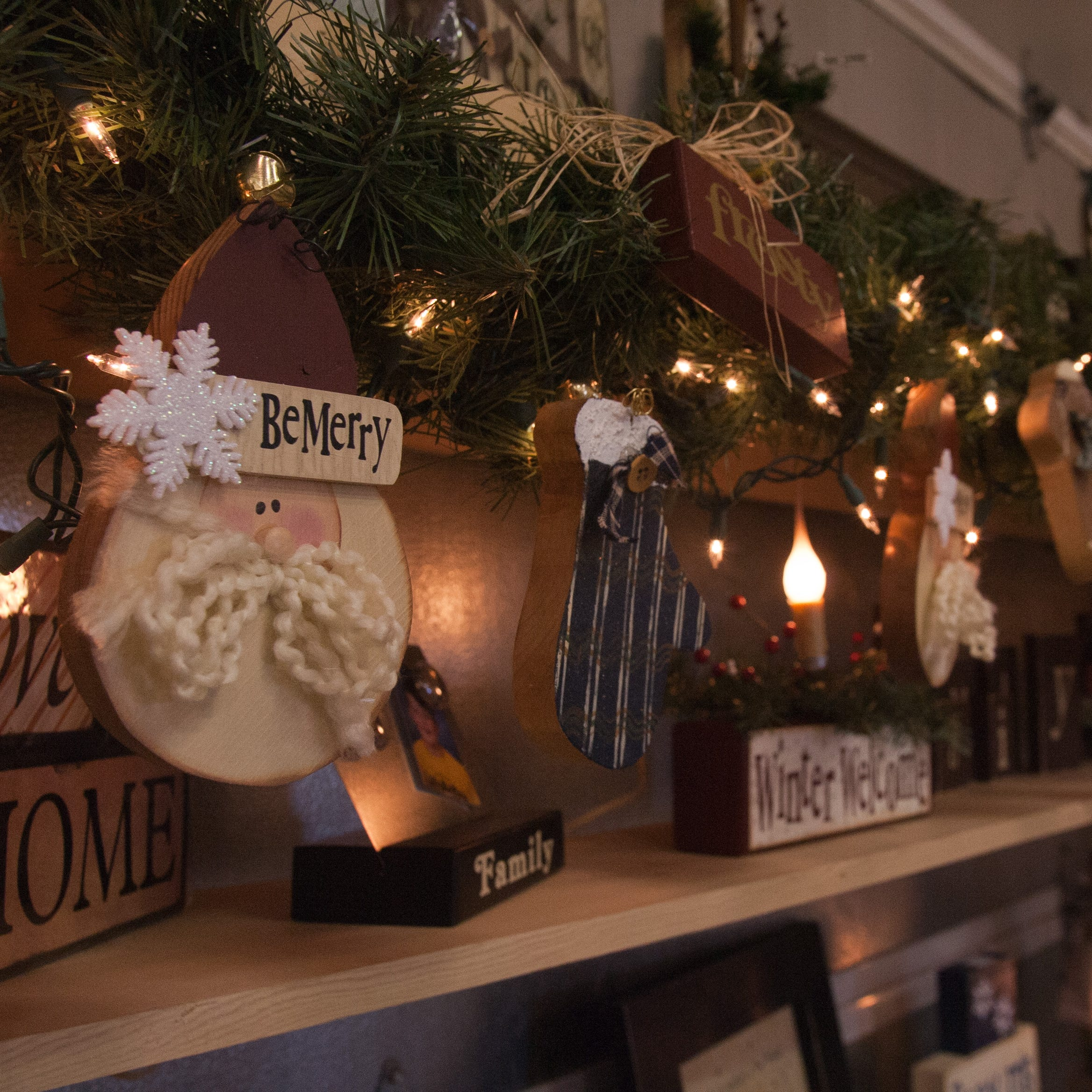Christmas in the Country: Celebrate with crafts, music and light