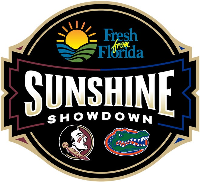 The Sunshine Showdown between the Florida Gators and the Florida State Seminoles is noon Saturday in Tallahassee.