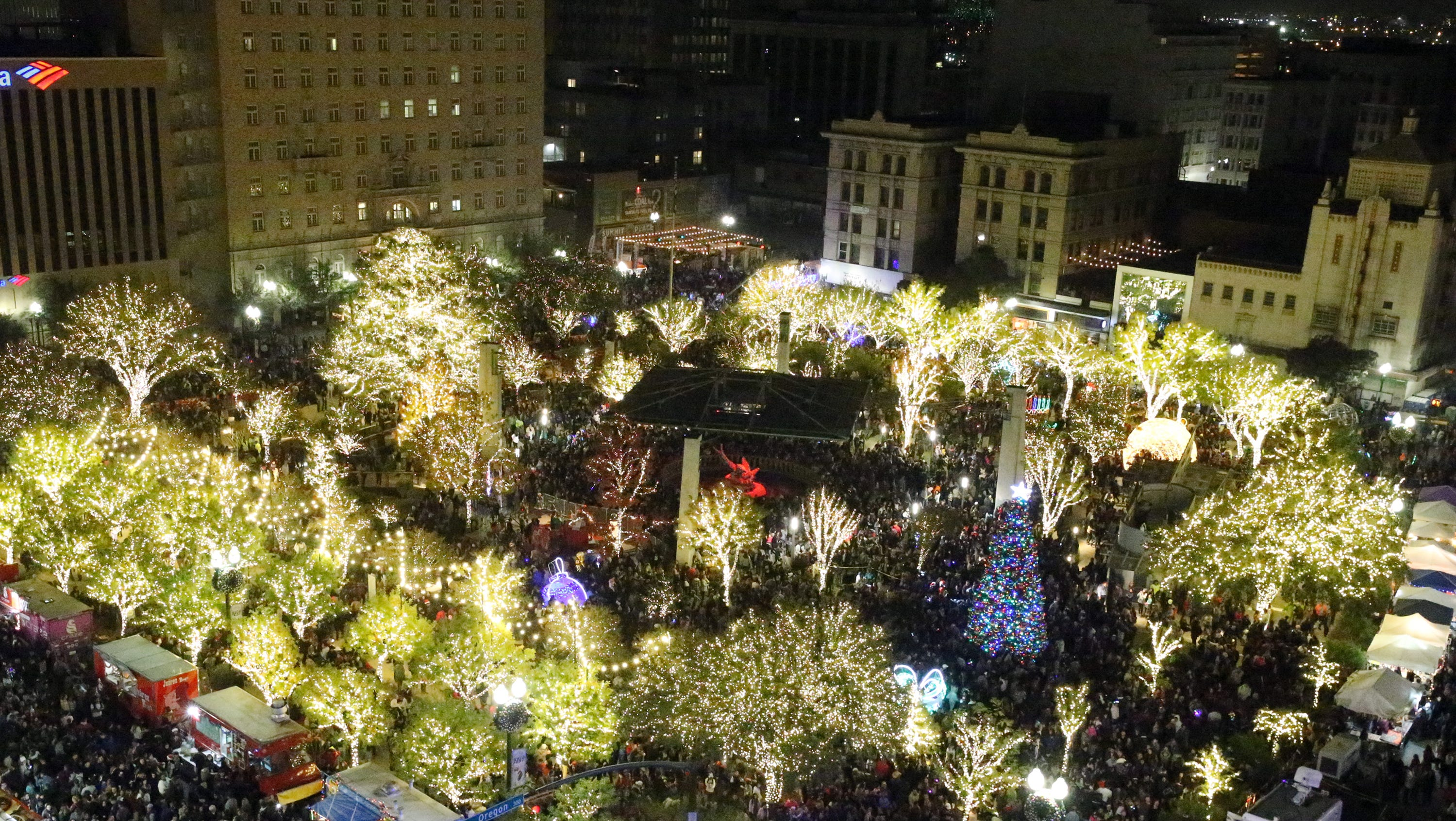Holiday season: Here are destinations to see El Paso Christmas lights