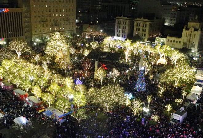 El Paso Christmas Parade 2020 Holiday season: Here are destinations to see El Paso Christmas lights