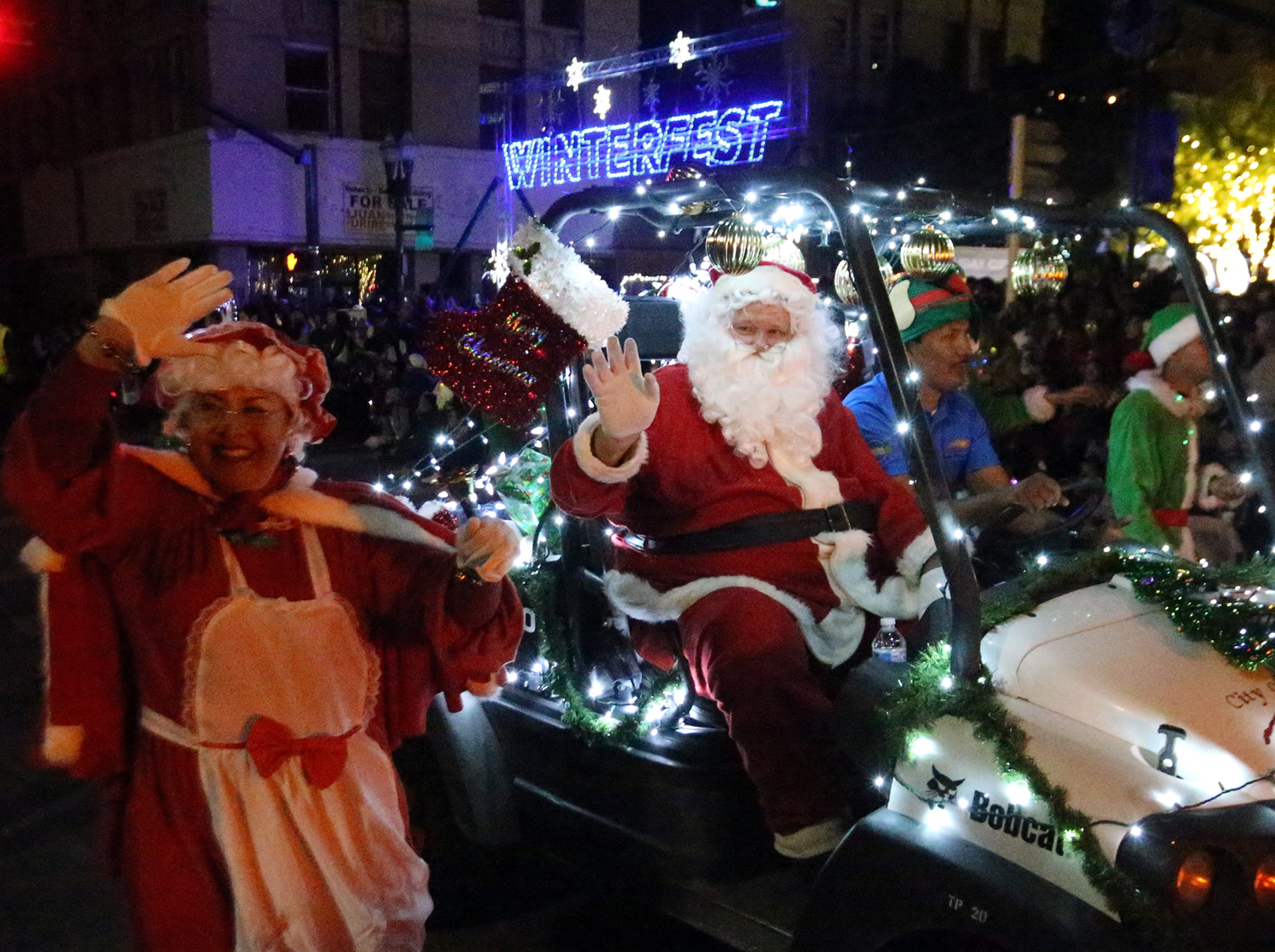 Things to do: WinterFest 2018 kicks off in Downtown El Paso