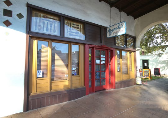 Bonnie Lu's Country Café has been one of Ojai's favorite breakfast and lunch places for 20 years.