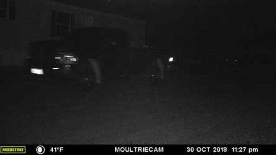 Crime Stoppers is asking for help to find the people responsible for a tool theft that happened on Oct. 26 and 29, at a town of Mosinee business. At around 11:30 p.m. on Oct. 30, two vehicles entered the business parking lot. One vehicle was a newer Dodge single cab pickup truck with a long box, and the second vehicle was an early 2000s Ford pickup truck. Two male subjects were seen attempting to gain access to locked doors at the business.