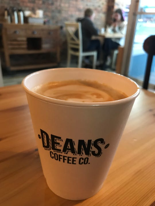 Dean's Coffee Co. opened Nov. 12 in Pearl River.