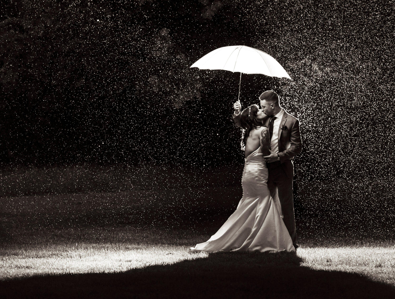 The wedding of Larkin and Chris Resler at the Judge Morris Estate in Newark.
