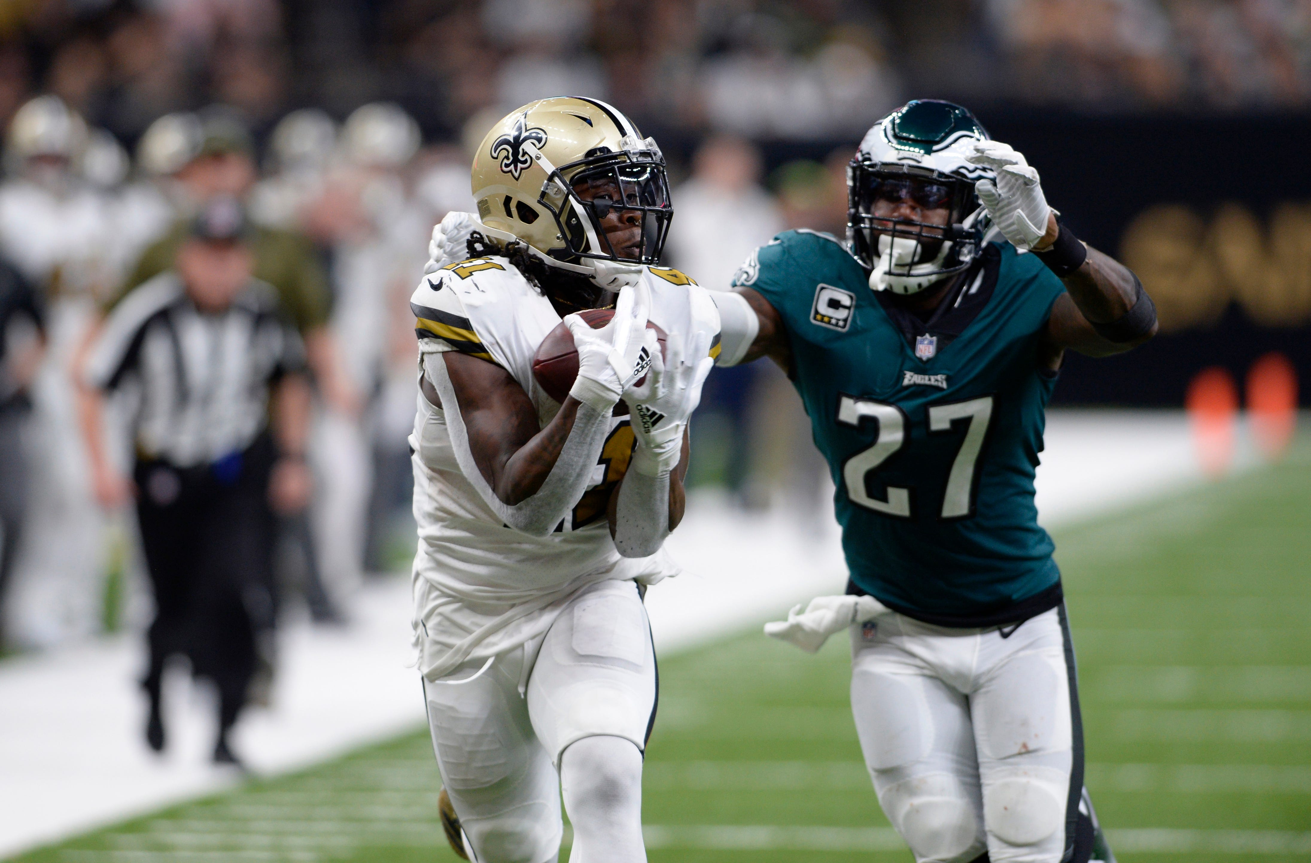 Eagles were blown out by the Saints in November. Now, it's a playoff rematch